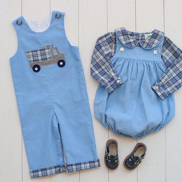 The perfect winter plaid 💙 Which outfit would you choose? Coming 10/23.
