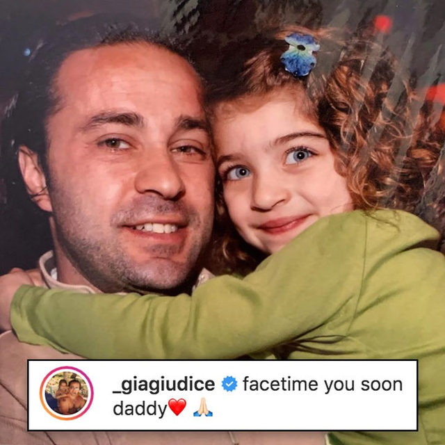 The FaceTime happened and we knew it would be touching, but we didn't expect it to be so shocking. Link in bio to see the first photo of Joe Giudice after 3 years behind bars. (📷: Instagram)