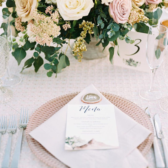 Pastel colors for the win! 💫🍧🍞🍈A lovely #tabletop with our #cambrialinen in Petal 🌸From @revelweddingcompany and @luxflorist 📷 @sajephtog With @theletteringlatina @eventsfsscottsdale @celebrationsinpaper @eventrentsaz #latavolalinen #transformyourtable #barelytherecolors #pastelcolors #softcolors #pastelpink #prettyinpink #thinkpink #pinkandyelllow #embroidery #embroideredtablecloth #arizona #arizonawedding #scottsdale #scottsdalewedding
