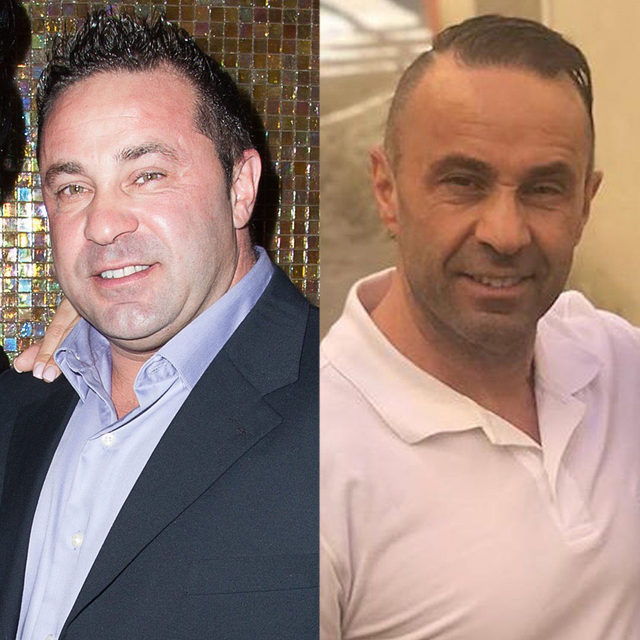 After 3 years in jail, Joe Giudice looks like a totally different person. Head to the link in our bio for more pics of his transformation. (📷: Getty/ Instagram)