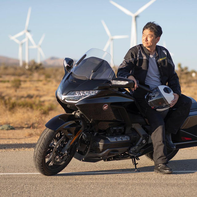"""Purist Group founder Sean Lee's first ever motorcycle was a Honda, so giving him the opportunity to test drive the 2019 @honda_powersports_us Gold Wing motorcycle was a dream come true. """"There's no vehicle in the world that can compare to what a motorcycle gives you,"""" Lee says, whose passion evolved into more than just a hobby. Click the link in the bio to learn more."""