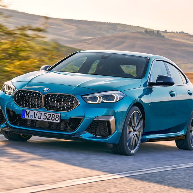 The 2020 BMW 2-Series Gran Coupe is here with 301 horsepower, four doors, and standard all-wheel drive. It's based on a front-wheel drive architecture this time around, with the high-performance M235i model able to scoot to 60 mph in just 4.7 seconds. Are you into the looks?