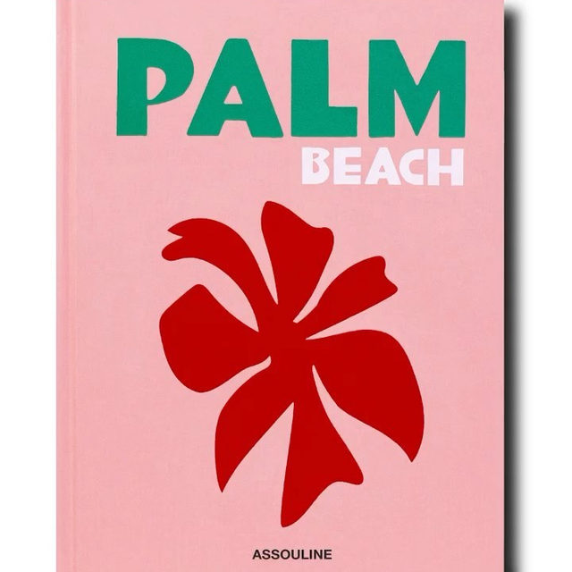 Palm Beach is now available on AERIN.com.. Link in bio to shop @assouline #PalmBeach