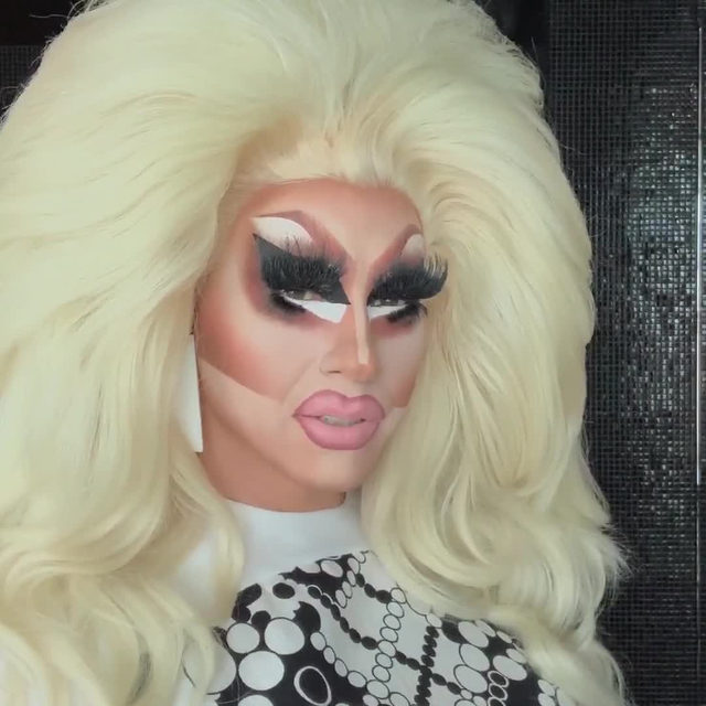 """""""I wanted to show you guys an easy look,"""" says @trixiemattel, the drag persona of Milwaukee-born Brian Firkus. """"Well, easy for me, difficult for you."""" Needless to say, the @rupaulsdragrace alum and rising country star has plenty of makeup secrets, having cut her teeth at beauty school and as a one-time employee of Sephora before forging her own path. """"It's kind of apparent that no one ever taught me how to do anything, because I kind of just do my own version of everything,"""" confesses Mattel. Tap the link in our bio to watch the full video. Director @lucasflorespiran Filmed at @thestandard"""