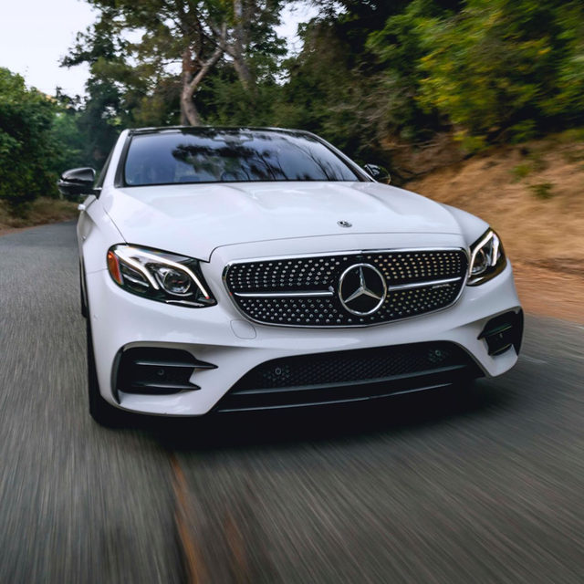 """The Mercedes-AMG E53 sedan isn't an AMG in the traditional sense. It's not a """"real"""" AMG, like an E63 or an AMG GT, but it is a good car. That being said, with an as-tested price of over $97,000, it's tough not to see why you wouldn't consider the cheaper, more powerful (albeit smaller) C63 instead. Which would you choose? 📸: @jbh1126"""
