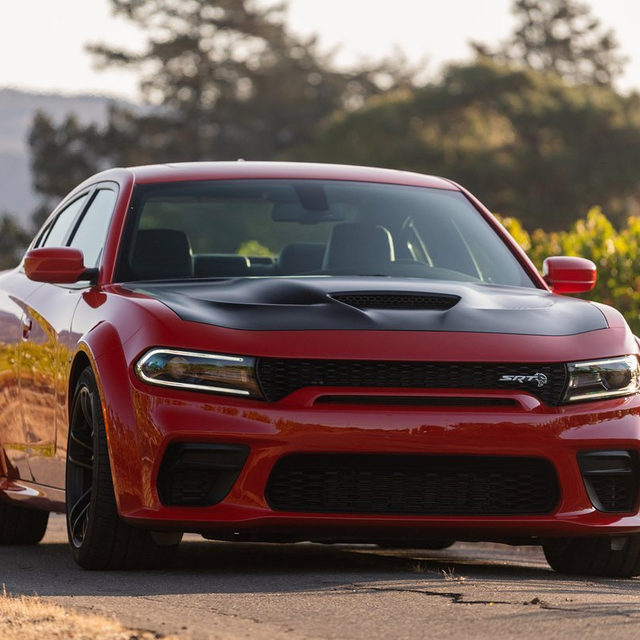 The 2020 Charger Hellcat Widebody proves that sedans aren't dead. Loud, proud, and more aggressive than ever, it's the most exciting argument in favor of a four-door. One stomp on the throttle and you'll be a believer, trust us.