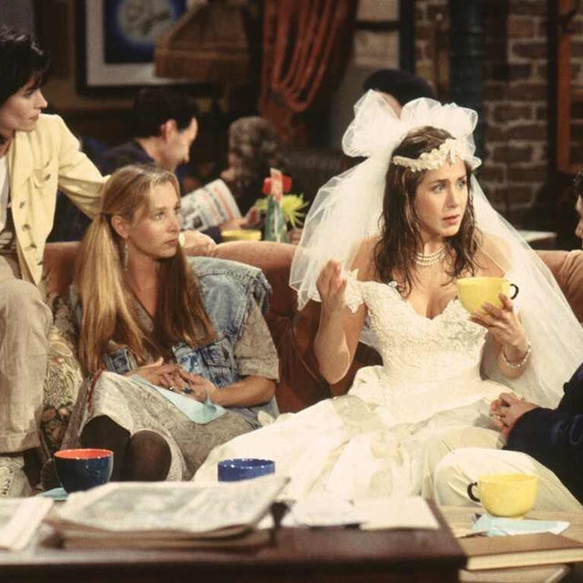 Listen, Jennifer Aniston making an instagram is not that common, it doesn't happen every day and it is a big deal! That being said, her decision to share a #Friends pic as her first post clearly shows she misses friends as much as we do, and we're here to prove it at the link in our bio. (📷: NBC)