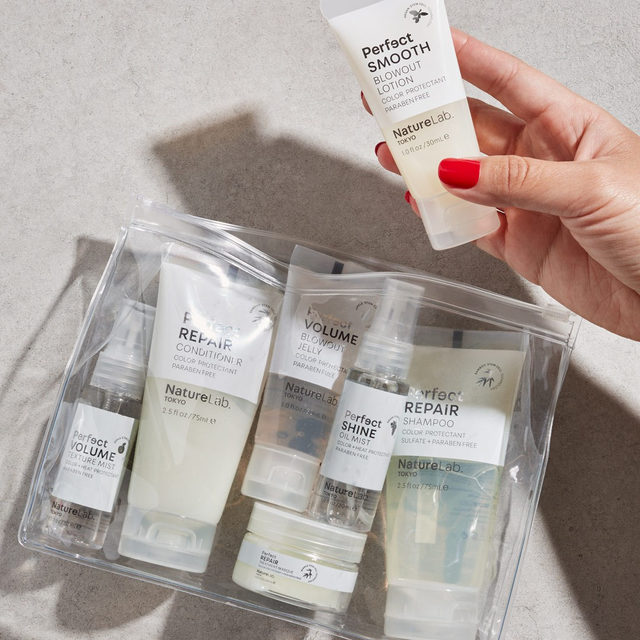 Natural haircare isn't always easy to find. So we present to you the Birchbox X @Naturelabtokyo kit. Plant-based (so you know its safe) and Japanese-inspired, test their tried-and-true routine for healthy, moisturized hair! #linkinbio