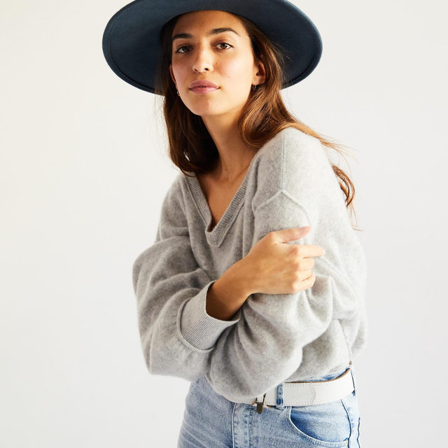 Lots of love for the Love Like This Pullover. @marinatestino
