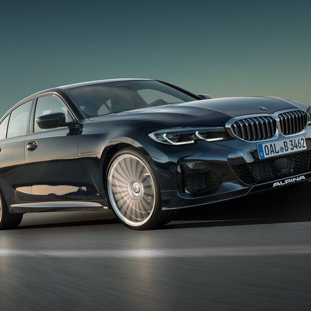 The 2020 Alpina B3 sedan is the coolest new 3-Series yet. With 516 lb-ft of torque on deck, it's the perfect M3 alternative... if you live outside the US. Similar to the Touring model introduced last month, it can get from 0-62 mph in just 3.8 seconds, and hit a top speed of 188 mph. Do you think it should be sold in America?