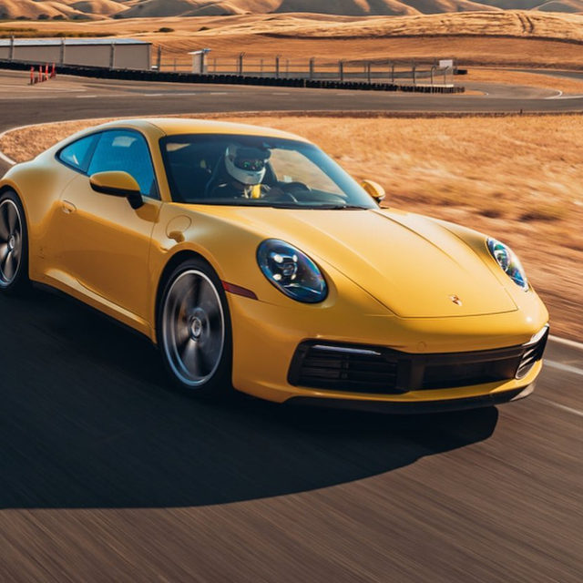 The 2020 Porsche 911 Carrera S is so good it ruins other cars, according to @thesmokingtire. It felt completely unbreakable during our 2020 Performance Car of the Year test, effortlessly demolishing lap after lap and gliding over curbing without fuss. It feels like you can't break it. Would you have one with rear-wheel drive or go for an all-wheel drive 4S? 📸: @puppyknuckles