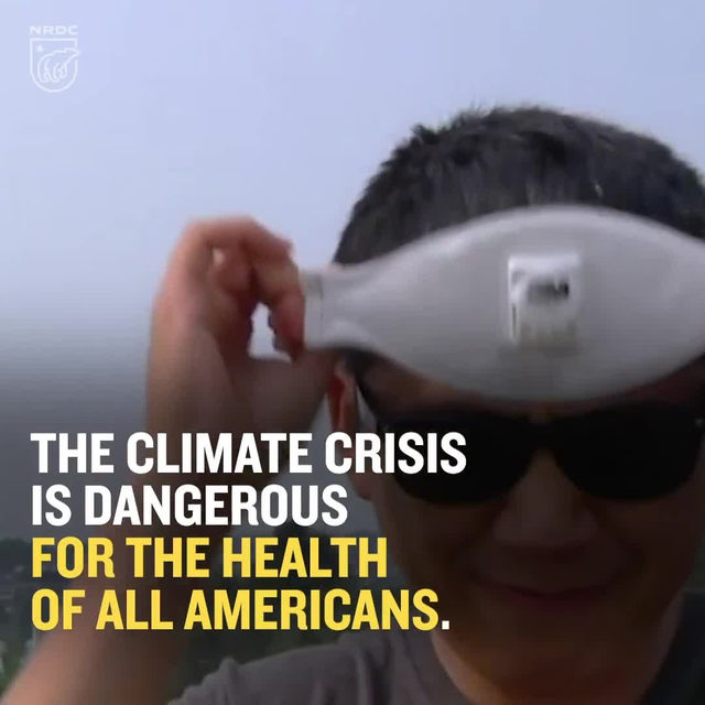 Washington state is already feeling the effects of #climatechange, experiencing hotter summers, altered rainfall patterns, and lower snowpack levels. 🥵 As a result, Washingtonians will continue to face increasing threats to their health from heart problems from wildfire smoke to food and water contamination from toxic algal blooms. 🏥 But if we #ActOnClimate now, we can protect our health for the future. 🌎 - #washington #seattle #climatechange #health #PNW #climateaction