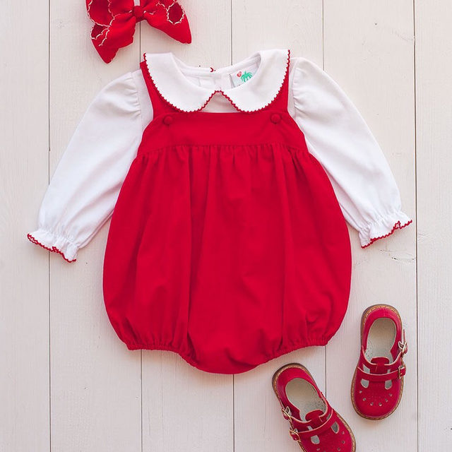 Our adorable little Beau Bubble, styled 2 ways 😍