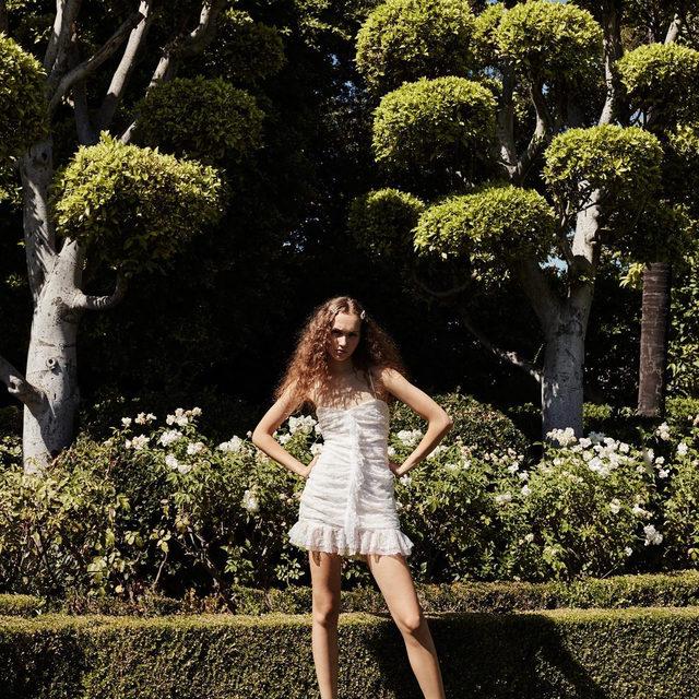 Confidently lost | The Rodin Iridescent Mini Dress #RSVPseason #Holiday2019