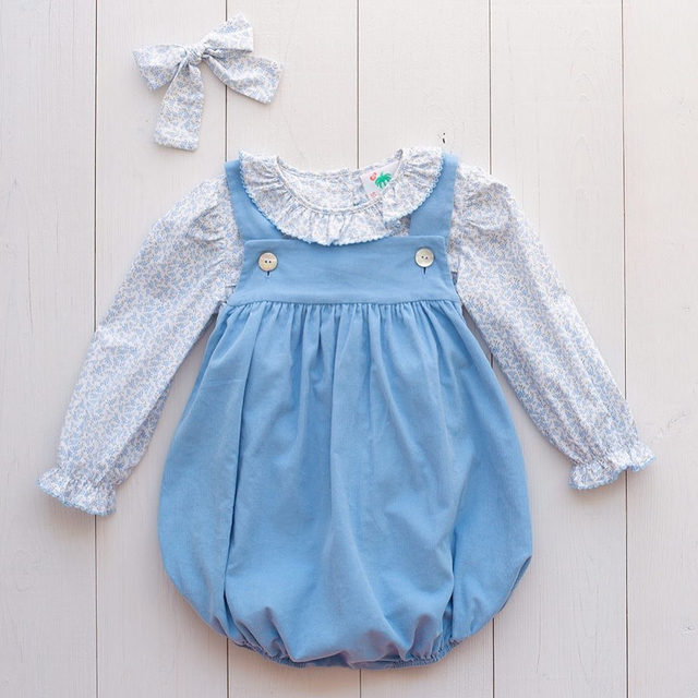 The perfect little winter bubble for your little girl 💙 Pair with some knee socks for the cutest outfit around.
