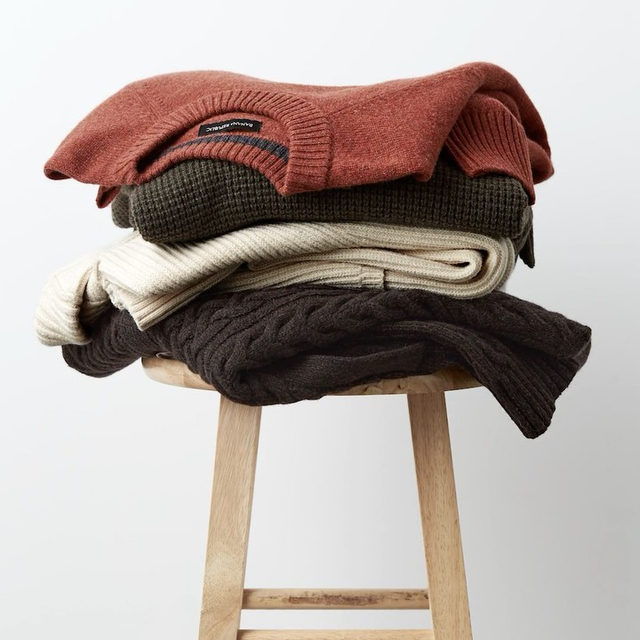 Stock up on every sweater you'll need for cold-weather adventures.