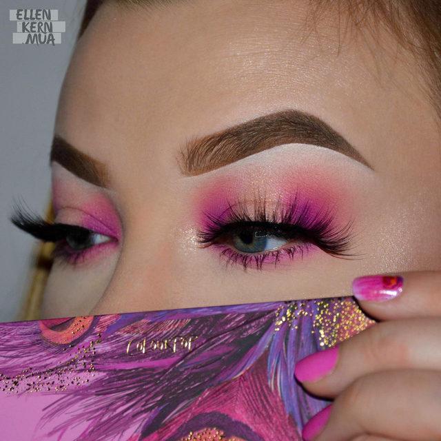Bye Bye Birdie Eyeshadow Palette by Colourpop #7