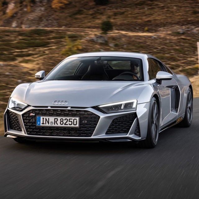 The rear-wheel-drive Audi R8 is now a normal part of the car's lineup. It's called the R8 RWD, and unlike the previous-generation RWS, which was only sold in limited numbers, this one is just another trim level. It's 143 pounds lighter than the coupe thanks to a lack of front differential, driveshaft, and axles, and it'll likely be the cheapest variant in the R8 range. Would you buy it over a Quattro version?
