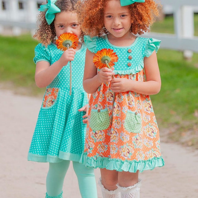 A big day here at S&GKids..our Fall 2019 Line is now on SALE ! Shop your little hearts out while stock lasts at www.shrimpandgritskids.com (Fall 2019 only, prices marked).