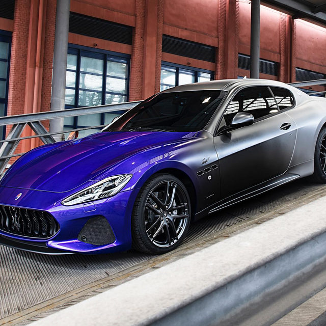 After 12 years, Maserati has finally built the last GranTurismo. It's called the Zèda, and it sports a lovely tri-tone blended paint job that goes from blue to gray to white. The plant in Italy where the car has been built since 2008 is now being renovated to prepare the company to pivot to electrification going forward. Are you excited for Maserati's EV-heavy future?