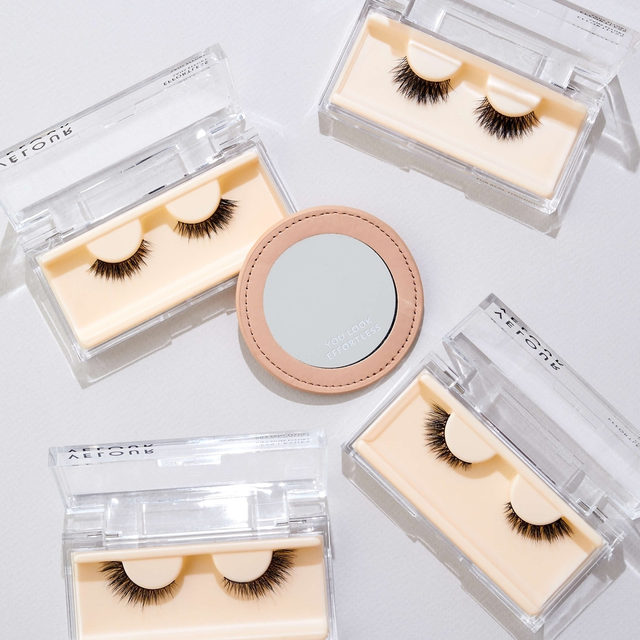 IT'S THAT TIME OF THE YEAR AGAIN 🤩  Guess what? Our vault bundles for the holiday are now live and exclusively available at velourbeauty.com. 😱  These bundles are hand curated from Velour HQ and are packaged together to get you the best Velour experience you can receive. 😘❤️  This featured bundle is our ✨ Effortless Bundle ✨ - it includes our bestselling Effortless lashes in the styles Short & Sweet, No Drama, For Real Though?, Mini Me, and to tie the bundle together it also includes a Velour pocket mirror! ❤️  Swipe left to get a closer view of our Effortless Bundle in action!  #VelourBeauty #VelourLashes #LiveInLashes #EffortlessLashes
