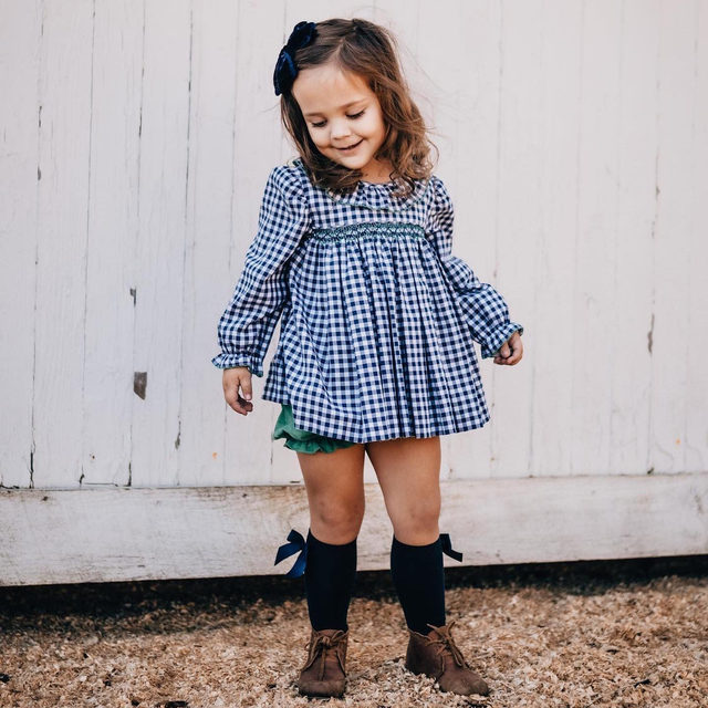 Fall is in full swing here in Charleston, time to whip out that corduroy 😍 Running low? Our Fall line is now on major sale! Shop www.shrimpandgritskids.com