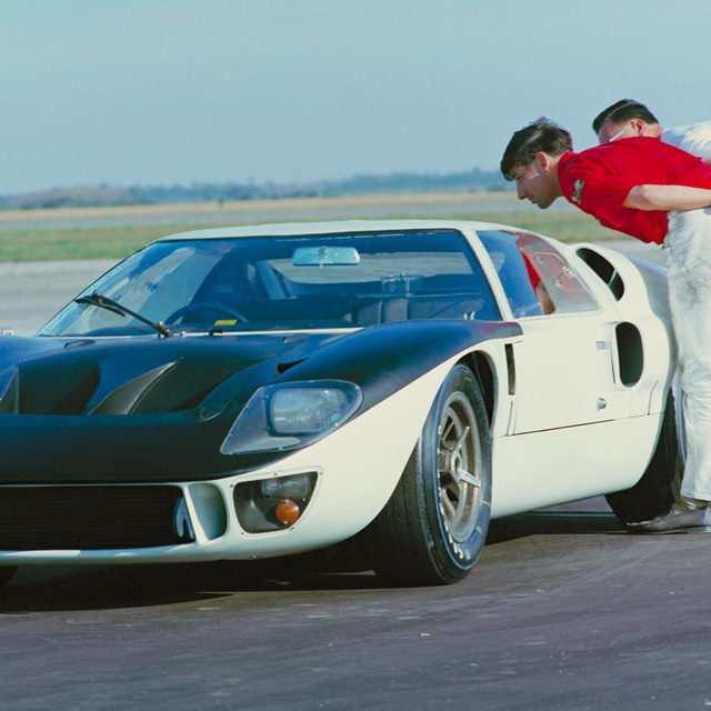 The release of Ford v. Ferrari, which tells the story of Carroll Shelby, Ken Miles and Ford's quest for Le Mans glory has us going through the archives. So we dug up our October, 1966 issue to bring you this technical analysis of the car that finally beat Ferrari—the GT40 Mk II.