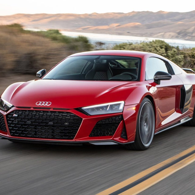 The 2020 Audi R8 Performance is more than just a facelift, according to @thesmokingtire. Even at $195,000, it's a supercar bargain. It's a whole lot more practical than its Italian sibling, the Lamborghini Huracán, but feels just as capable. There's no faulting that naturally aspirated 5.2-liter V-10 behind the cabin. Would you take one over a Huracán?
