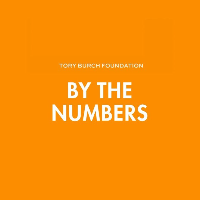 @ToryBurchFoundation by the numbers... I'm so proud of the change we have been able to make by empowering women entrepreneurs. This is just the beginning... #WomensEntrepreneurshipDay