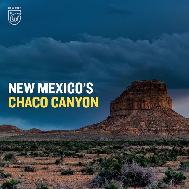 New Mexico's #ChacoCanyon contains ~1.5 million Native American artifacts, archival documents, and ancient buildings; cultural heritage that is irreplaceable and deserves protection. ❤️ But instead, the oil and gas industry has zeroed in on this region to drill for profit. 😤 BUT a new bill would protect lands within a 10-mile radius of Chaco Canyon National Historic Park—for the preservation of Indigenous culture, wildlife habitat, public recreation, and our climate! Urge YOUR senators to support these bill by visiting our profile link! 👏🗣 - #newmexico #chaco #Indigenous