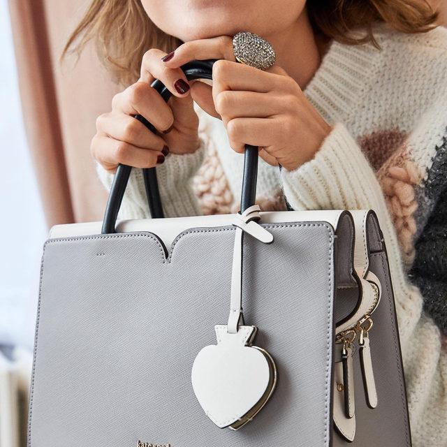 that new bag feeling 😁 #katespade #loveinspades