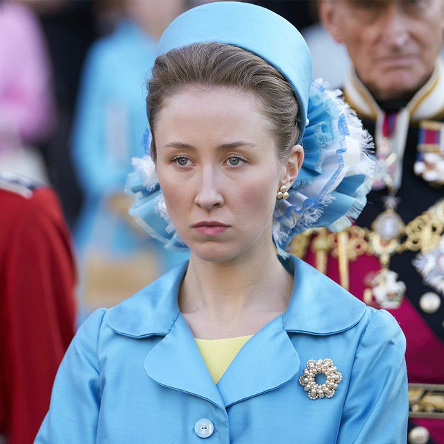 Princess Anne is the best part of 'The Crown' Season 3—there I said it! Read our interview with Erin Doherty, the actor who plays this enigmatic royal.