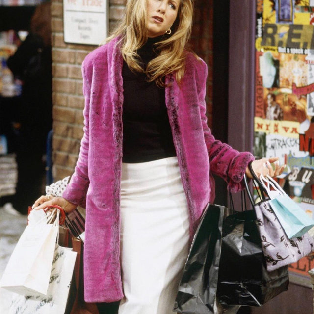 """Ugh, Black Friday is still 6 days away!"" -Rachel Green, probably  Link in bio to prep with our list of the best sales."