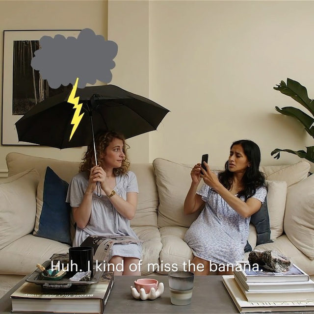 We just launched a brand-new augmented-reality experience featuring cartoons by @lianafinck, and @aparnapkin and @yoyofirestone are here to walk you through it. Tap the link in our bio to read more and get started. #AnimateObjects