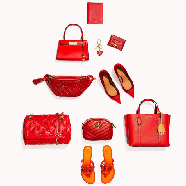 Our second annual #BlackFriday giveaway is here! Tag 2 friends below with the hashtag #giveaway and follow us to enter to win all of these items from our Holiday collection... official rules on Tory Daily #ToryBurchHoliday19