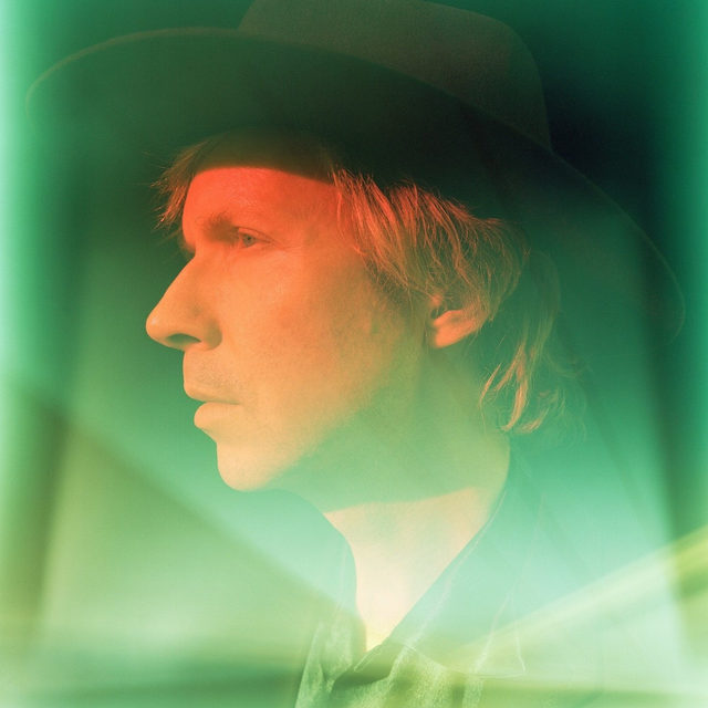 "Beck stopped attending high school as a teen. Instead, he started taking a bus downtown to the Central Library, in Los Angeles, where he would teach himself how to read sheet music. But when he was 15, the Central Library caught fire. ""It was the only place that I could go. I didn't even have money to go to a coffee shop,"" he says in a new interview with Amanda Petrusich. The next year, he got a fake I.D. to enroll in community college. Tap the link in our bio to follow the prolific musician on a nostalgic trip through the central Los Angeles neighborhood where he was born and raised. Photograph by @davidbenjaminsherry for The New Yorker."