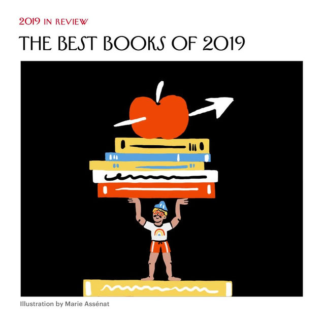 There are always good books being written. But is it possible that, in 2019, there was a slightly greater number of them? At the link in our bio, Katy Waldman picks her 10 favorite books of the year.