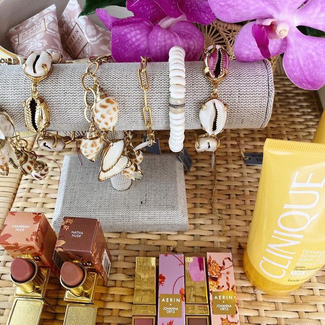 Beachside essentials... #AERINmiami