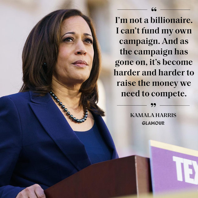 Kamala Harris has dropped out of the presidential race—and the Internet has thoughts. Link in bio.