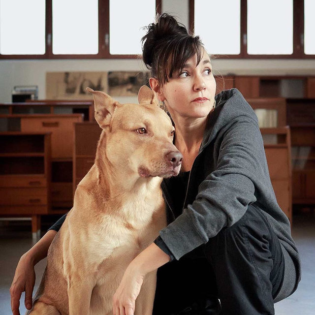 """Congratulations to Tatiana Trouvé who has received the 2019 Rosa Schapire Kunstpreis for her contribution to the arts.  Administered by the Freunde der Hamburger Kunsthalle, the prize is named after Rosa Schapire (1874–1954), the Polish-born art historian who lived in Hamburg and England and was one of the first supporters of Die Brücke. Trouvé was selected by Alexia Fabre, chief curator at Musée d'Art Contemporain du Val-de-Marne, Vitry-sur-Seine, France, who was chosen to bestow the award for 2019.  An exhibition of new drawings and sculptures by Trouvé is currently on view at Gagosian, Beverly Hills, through January 11, 2020. """"On the Eve of Never Leaving"""" is the artist's first exhibition in Los Angeles. Learn more via the link in our bio.  __________ #TatianaTrouve #Gagosian @hamburger.kunsthalle @macval.musee  Photo: Claire Dorn"""