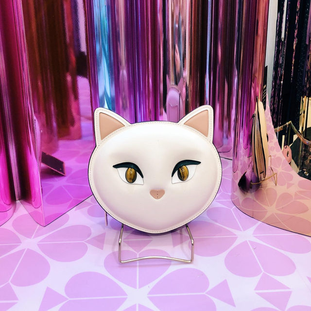 cat eye goals 👁 #katespade #loveinspades