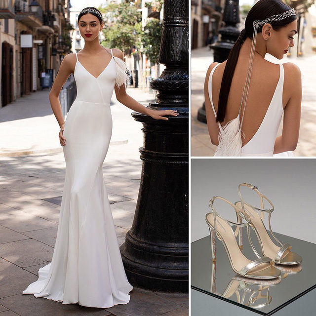 #PronoviasTotalLook | Accessories that make a difference ✨ Discover this look on the bio and make an appointment to try it on!