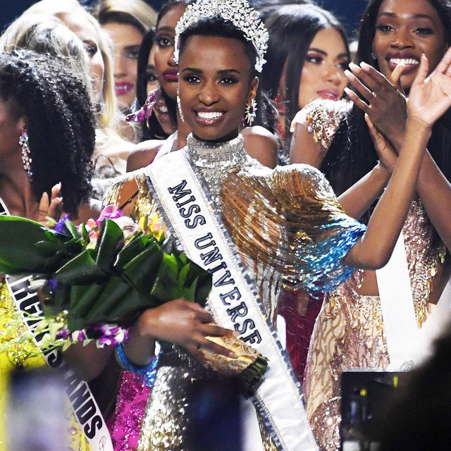 For the FIRST time in history, Miss Universe, Miss USA, Miss America, and Miss Teen USA are ALL BLACK WOMEN 🙌🏾. Link in bio to read more about this milestone.