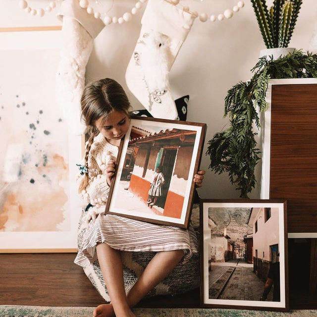 Reminiscing on the memories from this year. #MintedHoliday — Photo @thelovedesignedlife