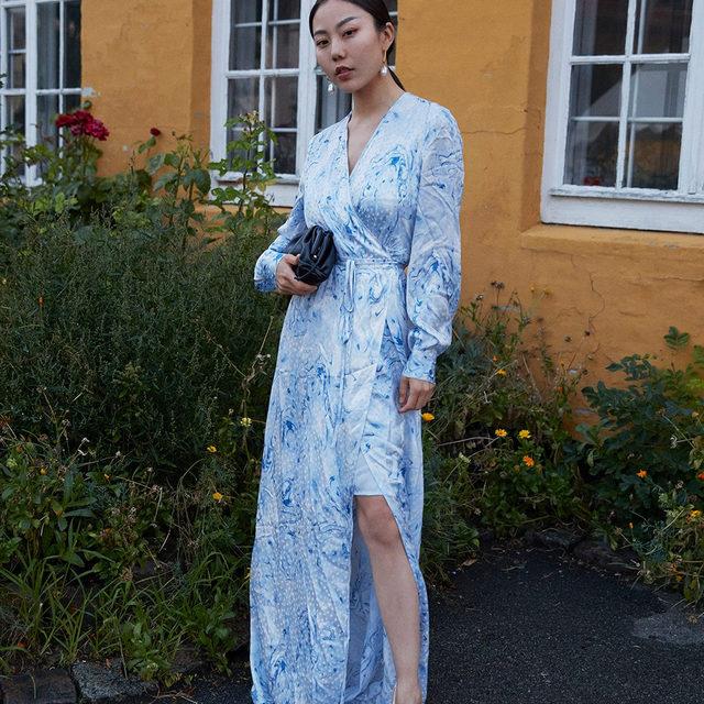 @gxiayan in our Augustina dress #BaumFamily 📷 : @petra_kleis  #BaumundPferdgarten