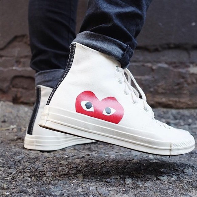 From Comme des Garçons x Converse to Virgil Abloh and Ikea, relive 10 years of iconic fashion collaborations that inspired the past decade. Head to our link in bio to read. 💯