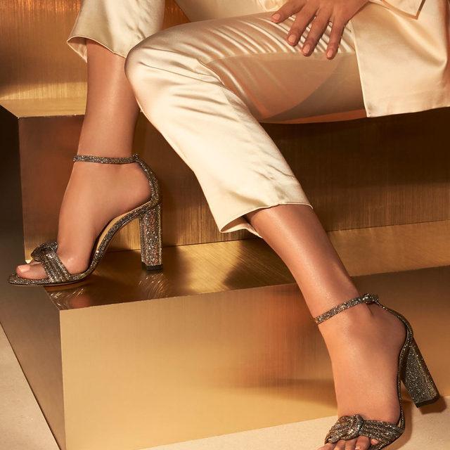 Dress yourself in the Vicky stellar. #AlexandreBirman #Sandals