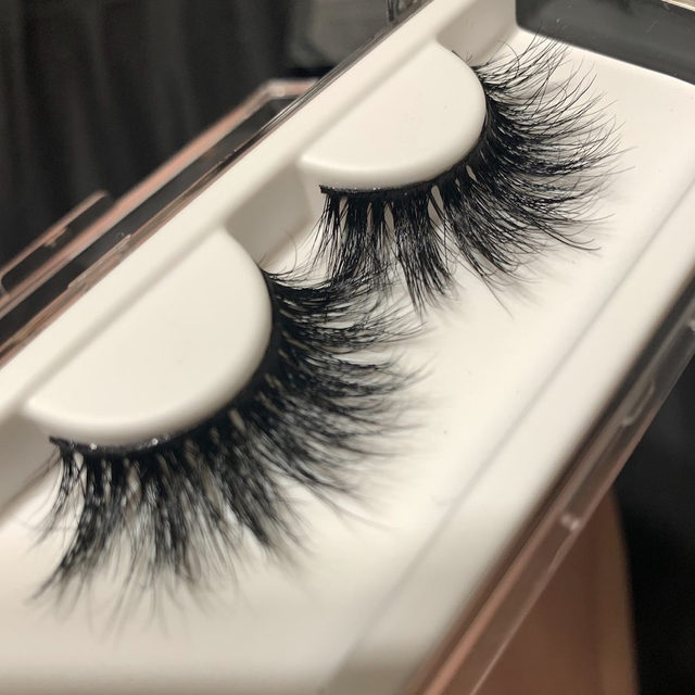 """What do you look for in a pair of lashes? 🤷 ✨ """"My favorite @velourbeautyofficial lashes. They're so fluffy and wispy"""" - @stephyc_xo ✨  At Velour, we always try to create the fluffiest, whispiest lashes possible so they look layered and voluminous without looking too heavy!  Captured here is our Fluff'n Glam lashes in the style She-E-O. Tap to shop the look, our entire Fluff'n Glam collection is available online & in-store exclusively @sephora. ❤️ #VelourLashes #VelourBeauty #LiveInLashes #SephoraExclusive #TrendingAtSephora"""