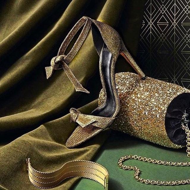 Dazzling and unique, the Clarita sandal is a must-have. #AlexandreBirman #Sandals