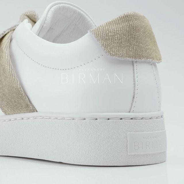Shine on in the Clarita Sneaker #AlexandreBirman #Sneakers